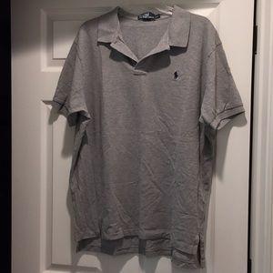 Ralph Lauren Polo Shirt gray